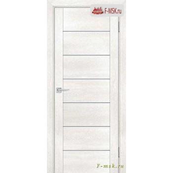 Межкомнатная дверь PROFILO PORTE. Модель PSN 1 сатин , Цвет: бьянко антико , Отделка: экошпон (Товар № ZF154022)