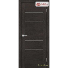 Межкомнатная дверь PROFILO PORTE. Модель PSN 1 сатин , Цвет: фреско антико , Отделка: экошпон
