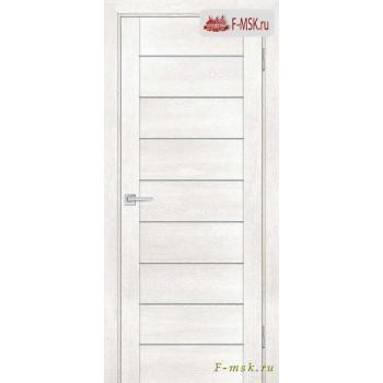 Межкомнатная дверь PROFILO PORTE. Модель PSN 2 сатин , Цвет: бьянко антико , Отделка: экошпон (Товар № ZF154042)