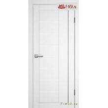 Межкомнатная дверь PROFILO PORTE. Модель PSC 17 , Цвет: белый , Отделка: экошпон