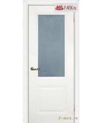 Межкомнатная дверь PROFILO PORTE. Модель PSC 27 , Цвет: белый , Отделка: экошпон (Товар № ZF154272)