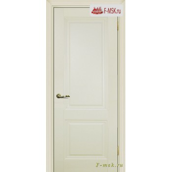 Межкомнатная дверь PROFILO PORTE. Модель PSC 28 , Цвет: магнолия , Отделка: экошпон