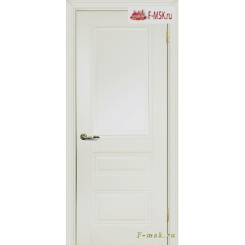 Межкомнатная дверь PROFILO PORTE. Модель PSC 30 , Цвет: магнолия , Отделка: экошпон