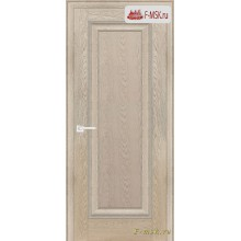 Межкомнатная дверь PROFILO PORTE. Модель PSB 26 , Цвет: дуб крем. гарвард , Отделка: экошпон