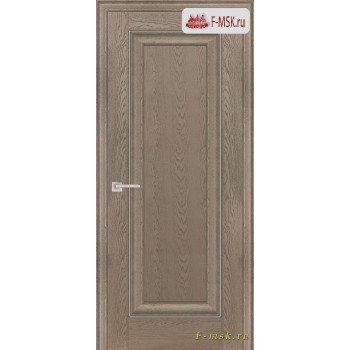 Межкомнатная дверь PROFILO PORTE. Модель PSB 26 , Цвет: дуб беж гарвард , Отделка: экошпон (Товар № ZF154361)