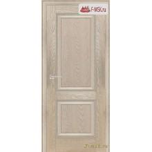 Межкомнатная дверь PROFILO PORTE. Модель PSB 28 , Цвет: дуб крем. гарвард , Отделка: экошпон