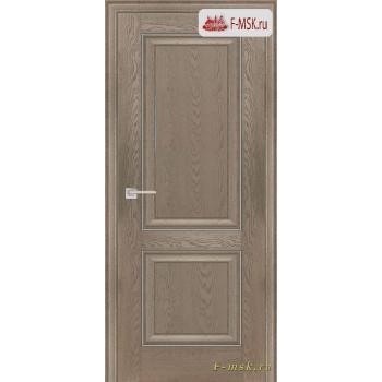 Межкомнатная дверь PROFILO PORTE. Модель PSB 28 , Цвет: дуб беж гарвард , Отделка: экошпон (Товар № ZF154421)