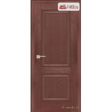 Межкомнатная дверь PROFILO PORTE. Модель PSB 28 , Цвет: дуб тем. оксфорд , Отделка: экошпон