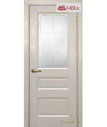 Межкомнатная дверь PROFILO PORTE. Модель PSU 29 , Цвет: бланжевое дерево , Отделка: экошпон (Товар № ZF154546)