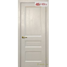 Межкомнатная дверь PROFILO PORTE. Модель PSU 30 , Цвет: бланжевое дерево , Отделка: экошпон