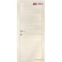 Межкомнатная дверь PROFILO PORTE. Модель PX 1 , Цвет: эш вайт горизонт , Отделка: экошпон