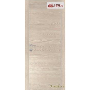 Межкомнатная дверь PROFILO PORTE. Модель PX 1 , Цвет: капучино горизонт , Отделка: экошпон (Товар № ZF154584)