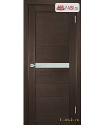 Межкомнатная дверь PROFILO PORTE. Модель Техно 703 , Цвет: венге , Отделка: экошпон (Товар № ZF155225)