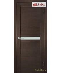 Межкомнатная дверь PROFILO PORTE. Модель Техно 703 , Цвет: венге , Отделка: экошпон (Товар № ZF155226)