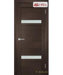 Межкомнатная дверь PROFILO PORTE. Модель Техно 705 , Цвет: венге , Отделка: экошпон (Товар № ZF155257)