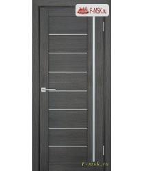 Межкомнатная дверь PROFILO PORTE. Модель Техно 741 , Цвет: грей , Отделка: экошпон (Товар № ZF155385)