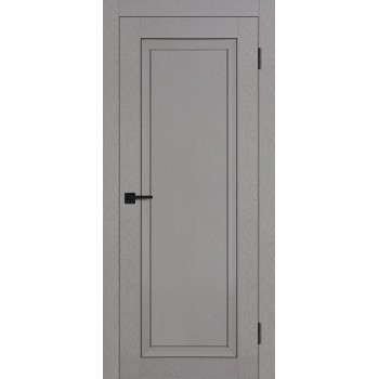 Дверь PST-26 серый ясень  SoftTouch глухое