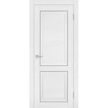 Дверь PST-28 белый ясень  SoftTouch глухое