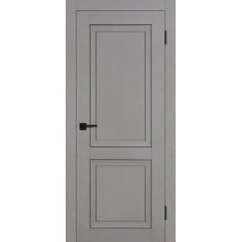 Дверь PST-28 серый ясень  SoftTouch глухое