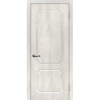 Дверь Сиена-4 Дуб жемчужный  PVC глухое (Товар № ZF13523)