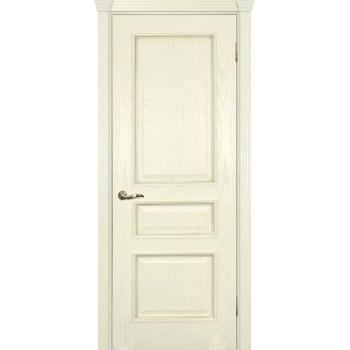Дверь Фрейм 03 Ясень Бисквит  Шпон глухое (Товар № ZF14476)