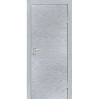 Дверь P-1 Дуб скай серый  Экошпон глухое (Товар № ZF213253)
