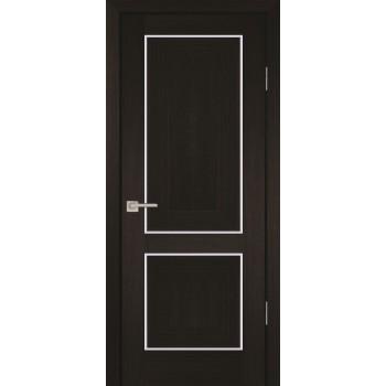 Дверь PSS-28 Мокко  Экошпон глухое (Товар № ZF13249)