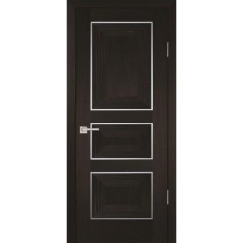 Дверь PSS-30 Мокко  Экошпон глухое (Товар № ZF13251)