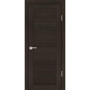 Дверь PS-07 Мокко  Экошпон глухое (Товар № ZF12801)