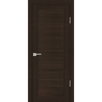 Дверь PS-07 Венге Мелинга  Экошпон глухое (Товар № ZF12803)