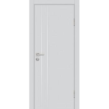 Дверь P-14 Агат  Экошпон глухое (Товар № ZF213273)