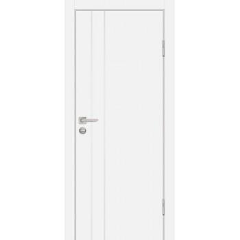Дверь P-14 Белый  Экошпон глухое (Товар № ZF213274)