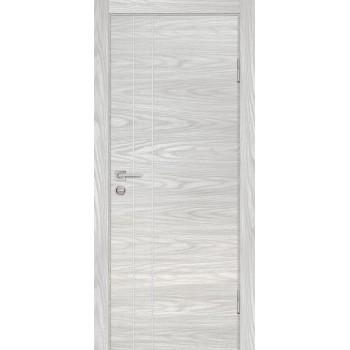 Дверь P-14 Дуб скай бежевый  Экошпон глухое (Товар № ZF213276)