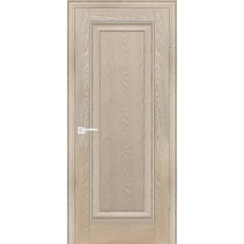 Дверь PSB-26 Дуб Гарвард бежевый  Экошпон глухое (Товар № ZF12975)