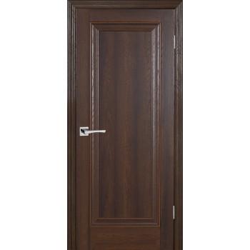 Дверь PSB-26 Дуб Оксфорд темный  Экошпон глухое (Товар № ZF12977)