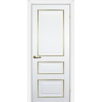 Дверь PSCL-30 Белый  Экошпон глухое (Товар № ZF13071)