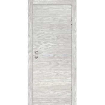 Дверь P-2 Дуб скай бежевый  Экошпон глухое (Товар № ZF213294)