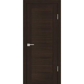 Дверь PS-07 Венге Мелинга  Экошпон глухое (Товар № ZF114113)