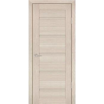 Дверь PS-07 Капучино Мелинга  Экошпон глухое (Товар № ZF114117)
