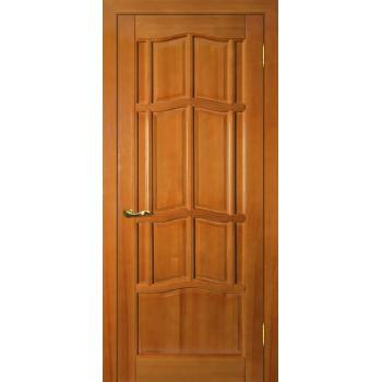 Дверь Ампир ДГ Тонированная сосна  Массив глухое (Товар № ZF114526)