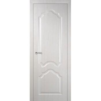 Дверь Кардинал ЭшВайт Мелинга  Экошпон глухое (Товар № ZF114601)