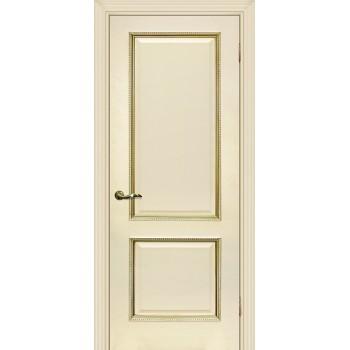 Дверь Мурано-1 Магнолия  Экошпон глухое (Товар № ZF114627)