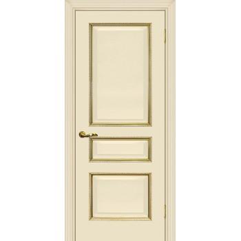 Дверь Мурано-2 Магнолия  Экошпон глухое (Товар № ZF114633)