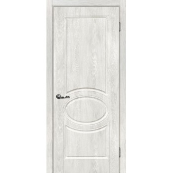 Дверь Сиена-1 Дуб жемчужный  PVC глухое (Товар № ZF114637)