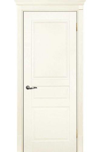 Дверь Смальта 01 Слоновая кость ral 1013  Эмаль глухое (Товар № ZF114704)