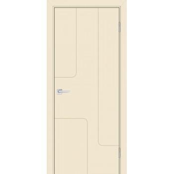 Дверь Смальта-Лайн 01 Айвори ral 1013  Эмаль глухое (Товар № ZF114758)
