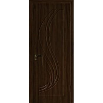 Дверь Трио Венге (Эбен)  PVC глухое (Товар № ZF114966)