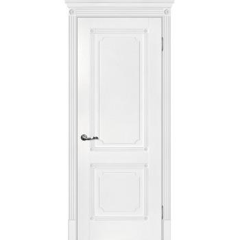 Дверь Флоренция-2 Белый  Экошпон глухое (Товар № ZF114992)