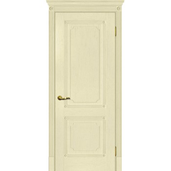 Дверь Флоренция-2 Ваниль  Экошпон глухое (Товар № ZF114998)