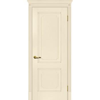 Дверь Флоренция-2 Магнолия  Экошпон глухое (Товар № ZF115002)